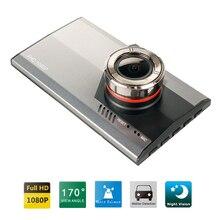 Мини автомобильный видеорегистратор авто камеры видеорегистраторы рекордер видео регистратор full hd 1080 P черный ящик ночного видения парковка видеокамера тире cam