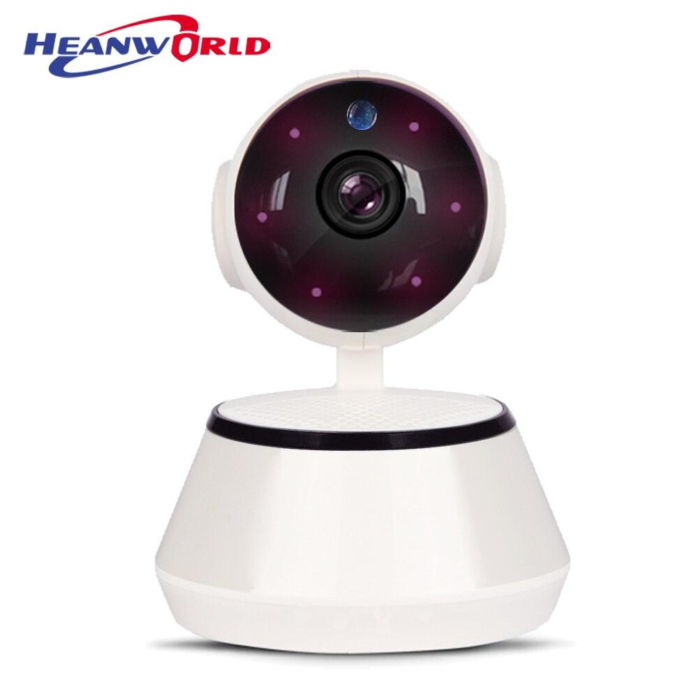 imágenes para HD 720 P Wifi Cámara IP Cámara de Seguridad Inalámbrica Doméstica Inteligente Mini Cámara de Vigilancia CCTV Soporte Iphone Android Digital Zoom