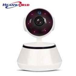 HD Videcam 720 P Wifi inteligentne kamery IP bezprzewodowy aparatu bezpieczeństwa w domu Mini KAMERA TELEWIZJI PRZEMYSŁOWEJ nadzoru iPhone z systemem Android aplikacji Zoom cyfrowy w Kamery nadzoru od Bezpieczeństwo i ochrona na