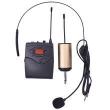 Портативная гарнитура для караоке ошейник беспроводной микрофон