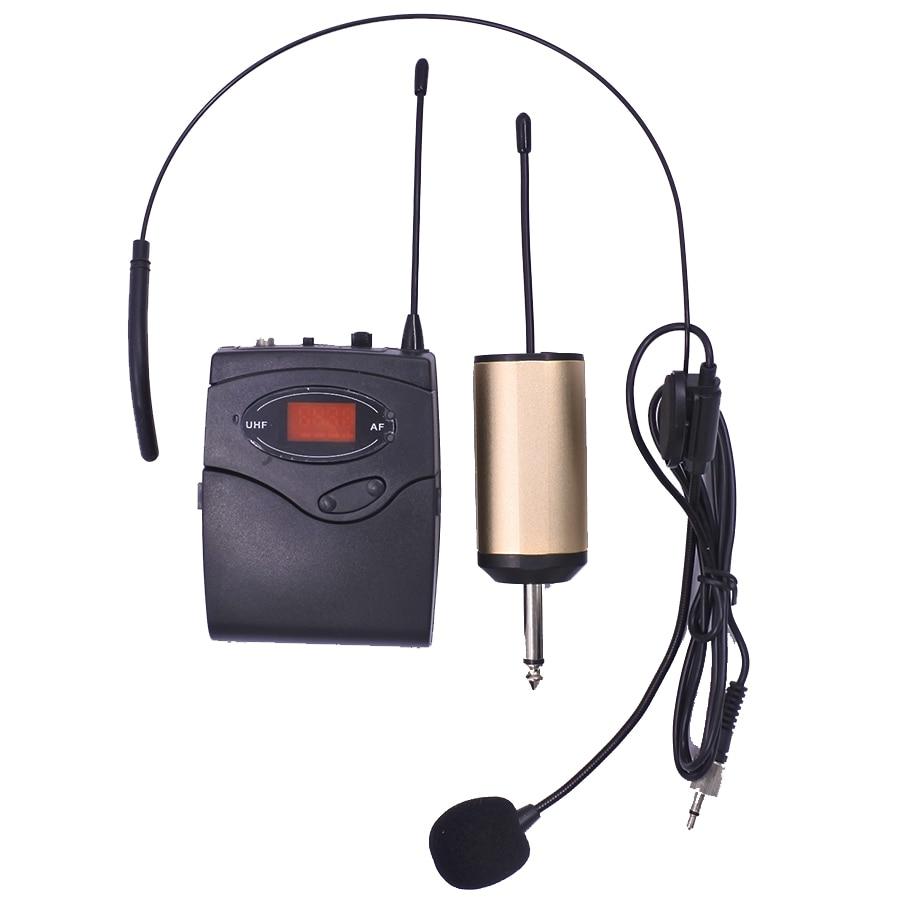 Wireless Microphone System For Teachers : portable karaoke headset collar lavalier wireless microphone system street show teacher tour ~ Russianpoet.info Haus und Dekorationen