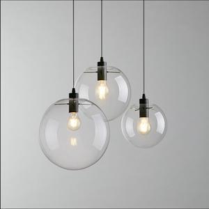 Image 5 - NASN lampe suspendue en verre à la forme dor rose en forme de boule, luminaire dintérieur, idéal pour une cuisine ou une cuisine, E27, LED