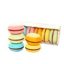 5 шт./лот милый ластик мультяшный ластик конфетных цветов ластик в форме макарона милые канцелярские принадлежности для школьников специал...