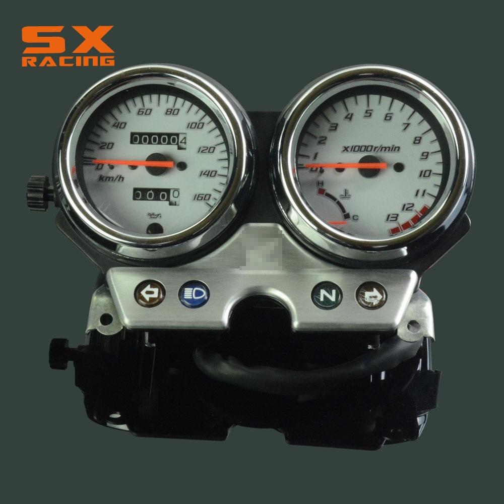 Motorcycle StreetBike Speedometer Gauge Meter Tachometer Gauges For HONDA VT250 VT 250 VTR 250 VTR250 2002-2007