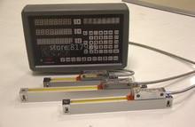 Шкале, энкодер индикация линейной уци точностью мельницы линейный оси цифровая станок