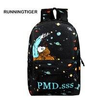 Женщины рюкзак Стильный Звезда пространство вселенной печати Рюкзак Девушки Школы Backbag Mochila Feminina рюкзак для школы для девочек