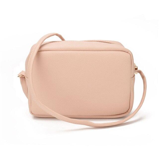 58dbfff8adfeb JIARUO Small Square Flap Bag Mini Women Messenger Crossbody bags Sling Shoulder  Leather Handbags Purses Famous Brand Design