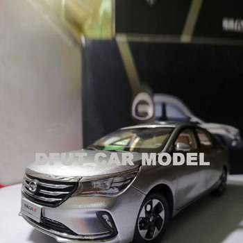 diecast 1:18 GA4 Alloy Toy Car Model of Children's Toy Cars Original Authorized Authentic Kids Toys Gift Free Shipping