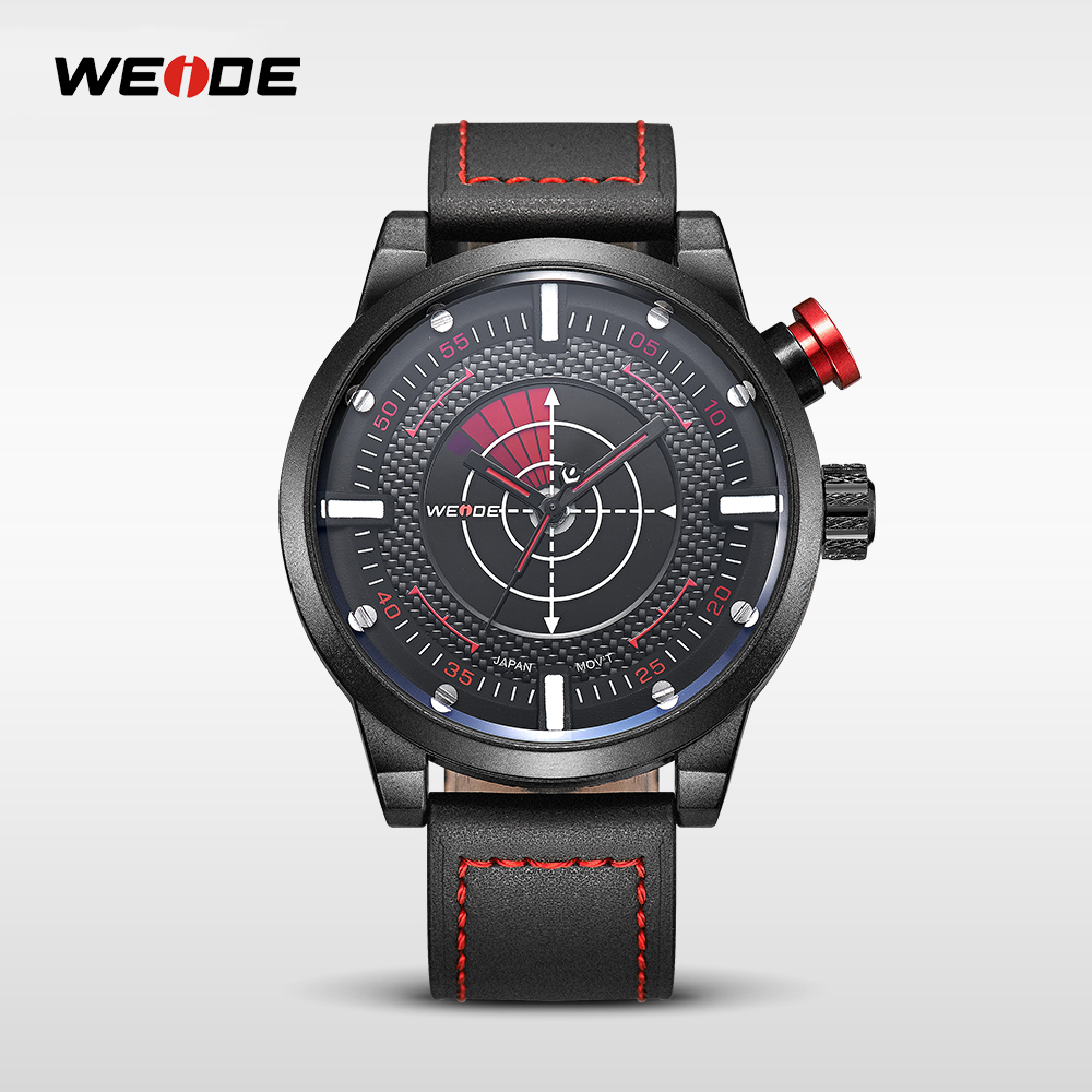 WEIDE Brand Fashion Men Watches Waterproof Analog Military Sports Watch Male Quartz Wristwatches Relogio Masculino Clock WH5201
