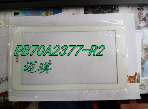 7'' inch touch screen,100% New for PB70A2377-R2 FHX touch panel, PC touch panel digitizer sensor