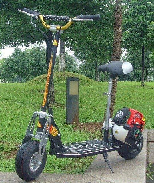 4 Stroke Gas Scooter 139f In Gas Scooters From Sports