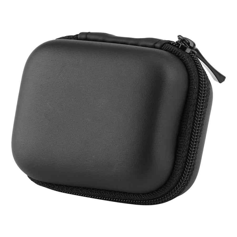 Bolso de la Honda Mini portátil a prueba de golpes bolsa de almacenamiento de protección de la Cámara kit de herramientas para Hero4/3 + (negro) Foto bolsa caliente