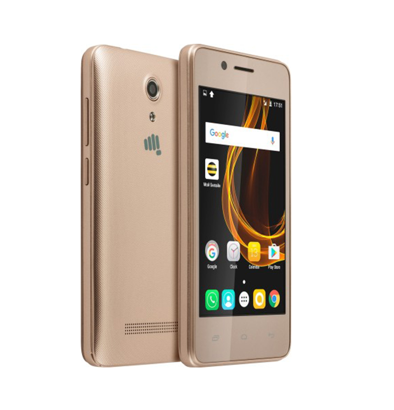 2PCS Ultra-thin Tempered Glass for Micromax Bolt Pace Q402  4