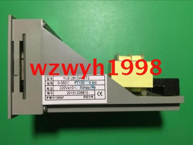 Genuine Yatai YLE-2612W-2T2 temperature controller YLD-2000 intelligent temperature controller YLE2000  цены