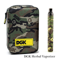 DGK Grenco Herbal Vaporizer E Cigarette CAMO Style 2200mAh Dry Herb Pen Portable Handheld Vapor Atomizer snoop dogg