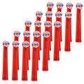 Poli Custo Eb-10a 20 Pcs Substituição Cabeças de Escova de escova de Dentes Para Crianças Escova De Dentes Oral B-Eletrônico Para Crianças1