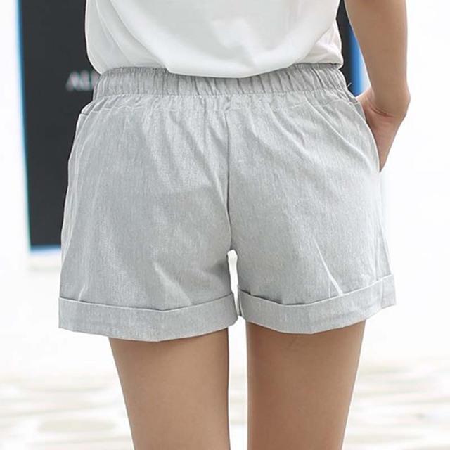 Women's Summer Cotton Shorts