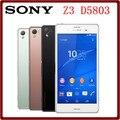 D5803 Original Unlocked Sony Xperia Z3 Compact D5803 16GB ROM 2GB RAM 3G 20.7MP 4.6`` Quad Core 2600mAh Smartphone Free Shipping
