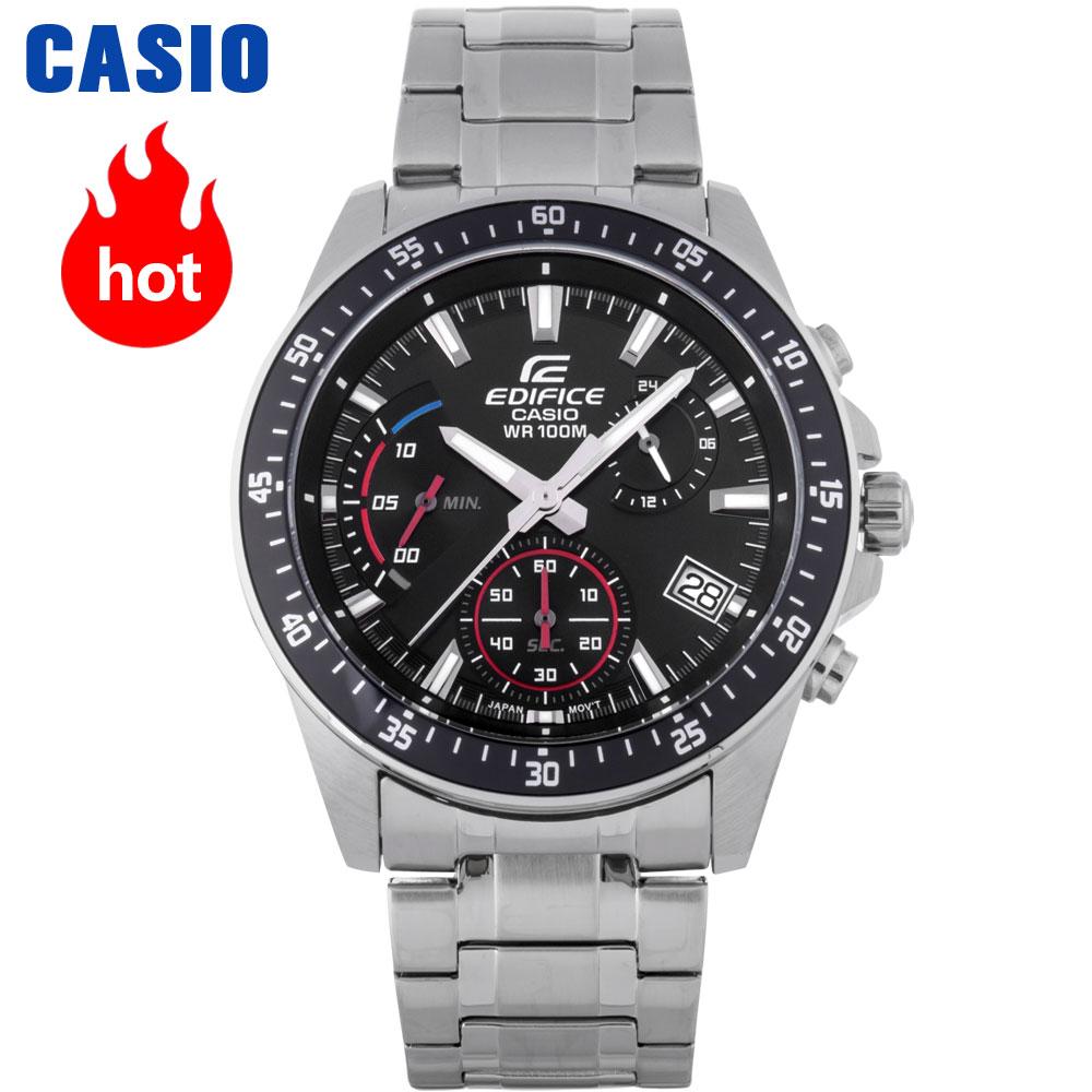 CASIO fashion casual dial quartz waterproof pointer men's watch EFV-540D-1A EFV-540D-1A2 EFV-540D-2A casio efv 500gl 2a