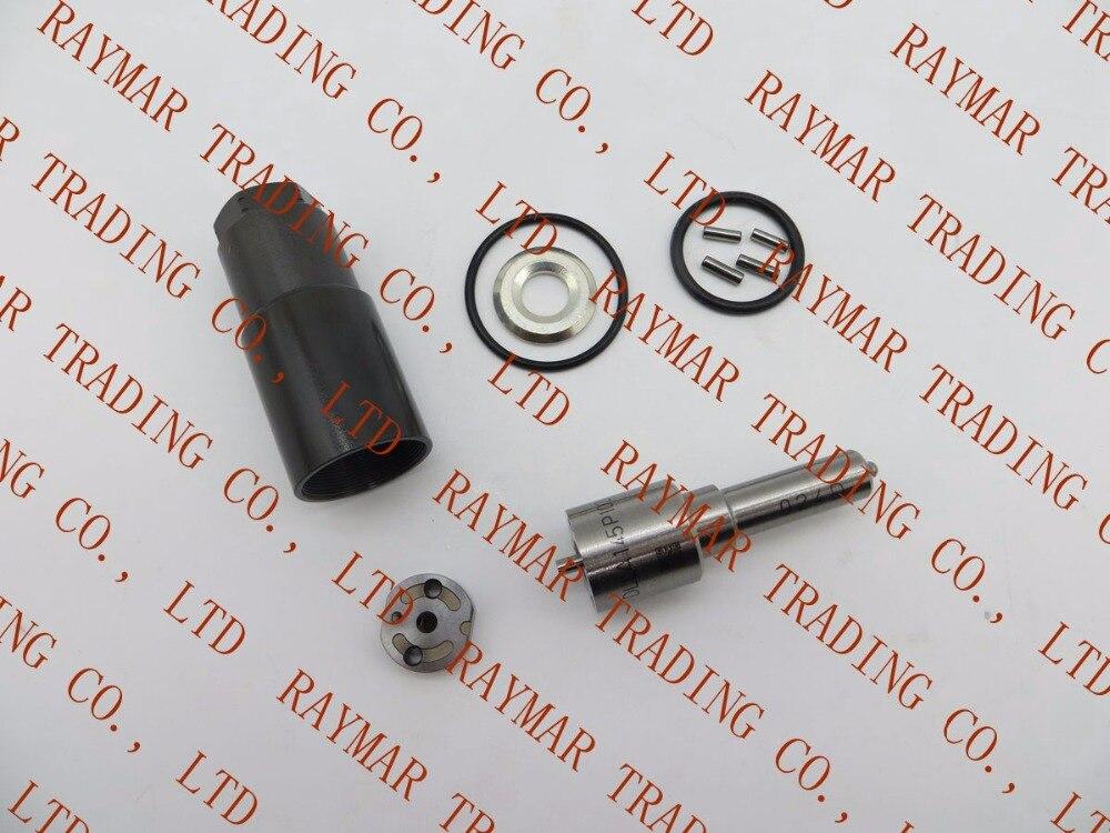 Подлинная общие железнодорожных инжектор ремонт комплект для 095000-7761, 095000-7380, 095000-8740, 23670-30300, 23670-30240, 23670-0L070