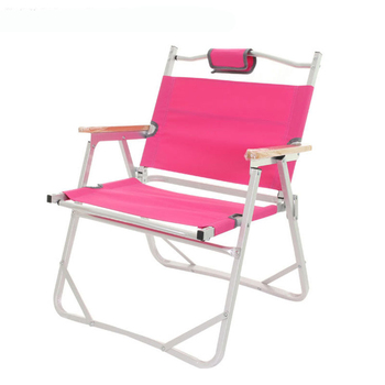Folding Beach Chair Camp Furniture Al 3kg 56x47x66cm 200kg Coffee Outdoor Fishing Chair Stool Double Layers Oxford Camping Chair