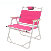 Katlanır plaj sandalyesi Kamp Mobilyaları Al 3kg 56x47x66cm 200kg Kahve Açık Balıkçılık Sandalye Tabure Çift katmanlı Oxford kamp sandalyesi