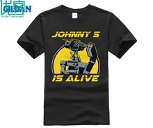 Johnny 5 is alive T Shirt