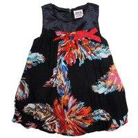 Baby Girl Dresses Striped Nova Kids Wear Autumn Spring Fashion Cartoon Characters Dresses Designs Children Girls