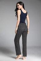 Spedizione Gratuita. commerci all'ingrosso Brand new cheap donne modali pantaloni lunghi, pantaloni casuali femminili dei pantaloni in casa. plus size sacco a pelo sottile