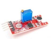 Smart Electronics KY-038 4pin Mini Voice Sound Detection Sensor Module Microphone Transmitter for  DIY Robot Car KY038