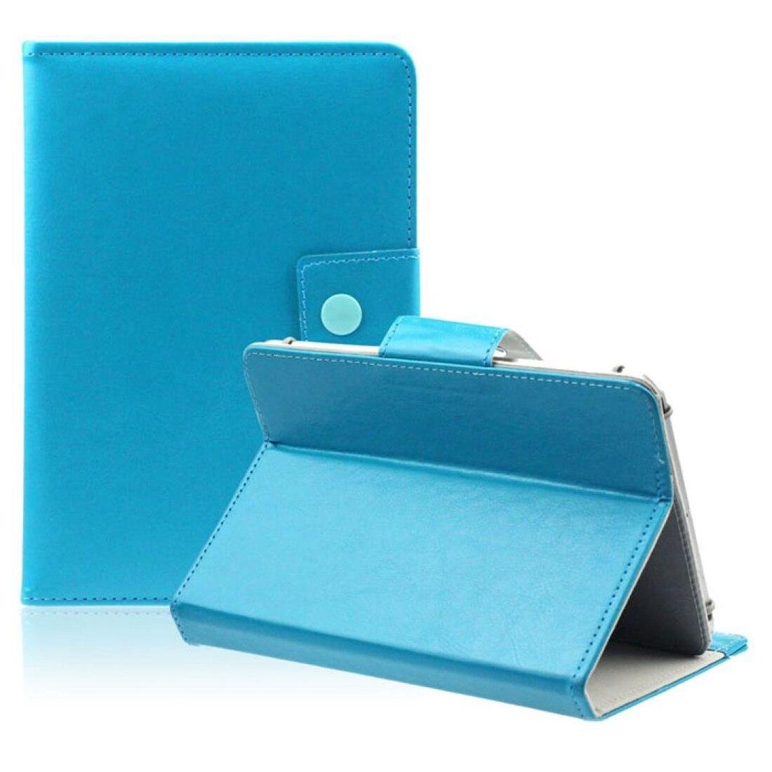 10 Inch Universal Tablet PC Case Crystal PU Leather Support Case (Blue) планшет модель g15 gpad tablet pc в донецке недорого