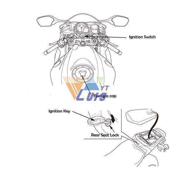 cbr f4i seat wiring diagrams