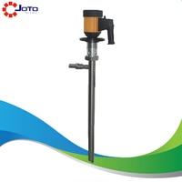 220V SS316 Silicone Oil Barrel Pump 10000CPS Glue Pump Corrosiveness Resistance Screw Pump