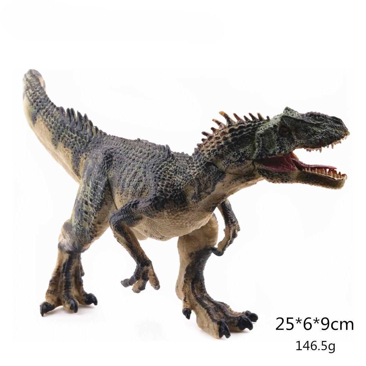 Indoraptor Blue Velociraptor Figure Jurassic Dinosaur Animal Model Ancient Biological Adult Kids Collection Toys Gift Home Decor