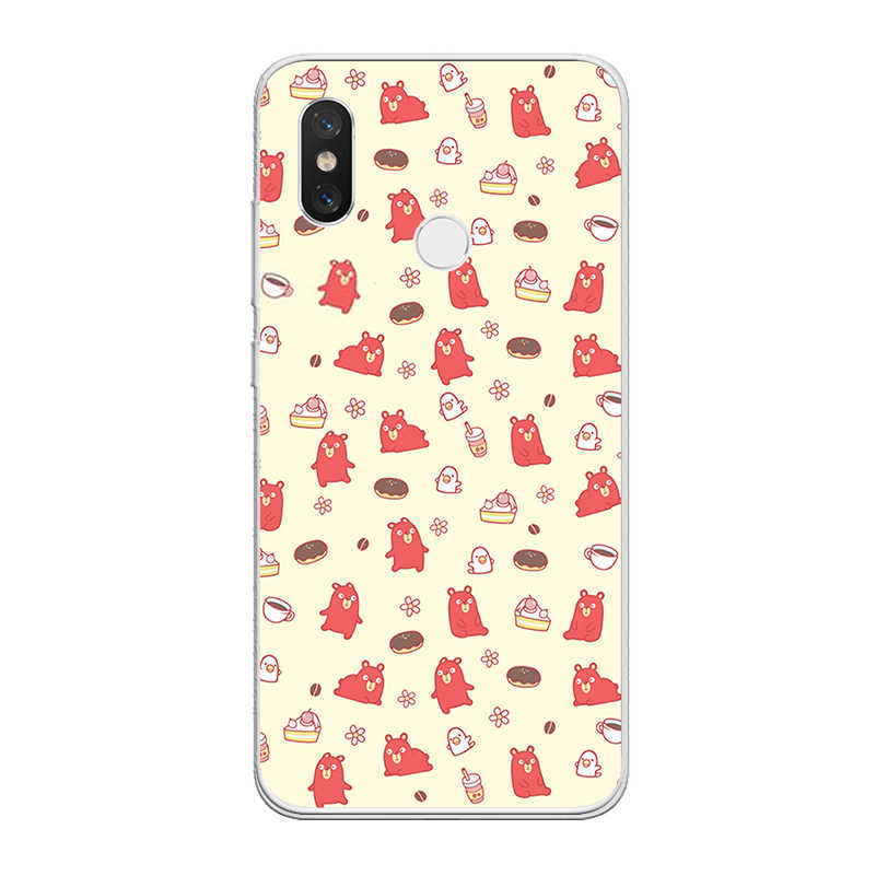ciciber Animal Unicorn Cover For Xiaomi MIX MAX 3 2 1 S MI A2 A1 9 8 6 5 X 5C 5S Plus Lite SE Pro Pocophone F1 Phone Case Funda