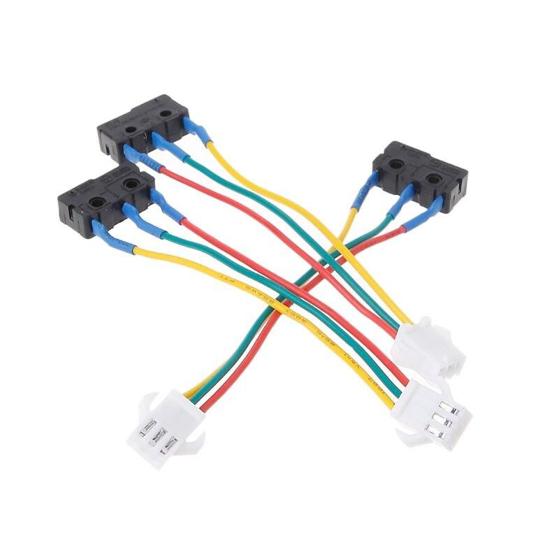10 шт. газовый водонагреватель микро переключатель три провода маленький ВКЛ-ВЫКЛ управление без сплинтера