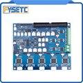 Geklont Duex5 DueX Expansion Board Mit TMC2660 Unterstützung Für Thermoelement Oder PT100 Tochter Boards Für 3D Drucker Und CNC Maschine