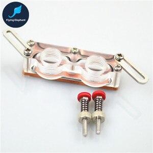 Image 3 - Многоцелевой кулер MOSFET 6 см, 8 см, 10 см, МОП водонепроницаемый блок для блока питания материнской платы, видеокарта