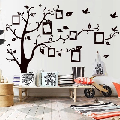 Removable Tree Style Wall Sticker Kids Rooms Home Decor Diy Child Wallpaper Art Decals Design