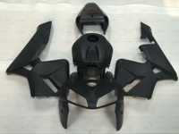 Fairings CBR 600 RR 06 Plastic Fairings for Honda CBR 600RR 2005 2006 Black Fairing Kits for Honda CBR600RR 05
