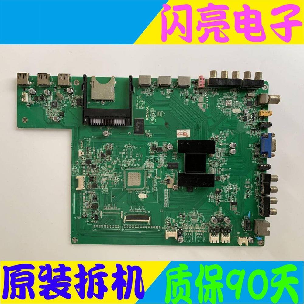 Learned Main Board Power Board Circuit Logic Board Constant Current Board Led 40x6000de Motherboard 35016726 Screen V390hk1-ls5 Factory Direct Selling Price Consumer Electronics Audio & Video Replacement Parts
