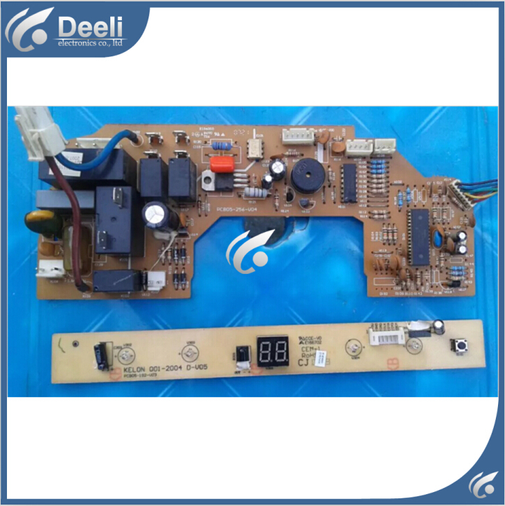 95% new good working for air conditioning motherboard board computer board PPCB05-256-V04 circuit board 95% new for haier refrigerator computer board circuit board bcd 198k 0064000619 driver board good working