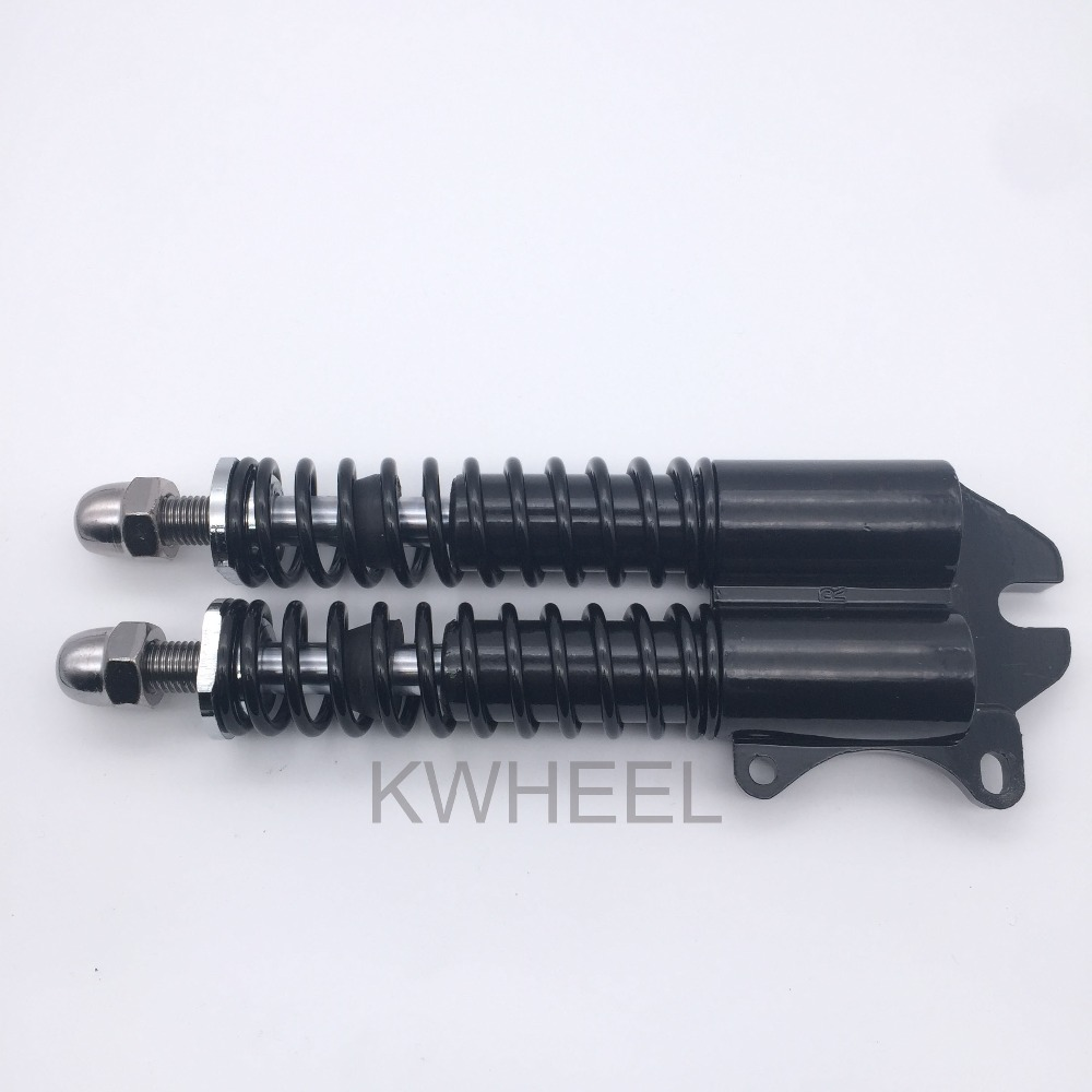 Image 2 - M12 Hydraulic Front Double Spring shock absorber for 10Inch Electric Scooter-in Scooter Parts & Accessories from Sports & Entertainment