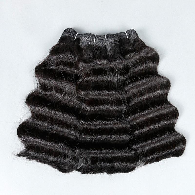 Sleek  Hair Brazilian Deep Wave 3 Bundles Deals 8A Brazilian Virgin Hair Deep Wave Mink Brazilian Hair Weave Bundles Human Hair (2)