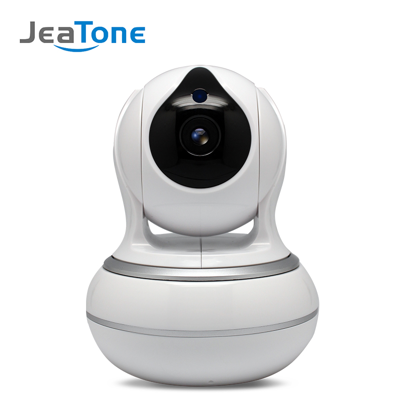 JeaTone HD 720P IP Camera Wifi PTZ Security Two Way Audio Night Vision Smart CCTV Surveillance Wireless IP Camera P2P Cloud wifi ip camera 960p hd ptz wireless security network surveillance camera wifi p2p ir night vision 2 way audio baby monitor onvif