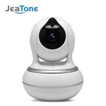 JeaTone HD 720P IP Camera Wifi PTZ Security Two Way Audio Night Vision Smart CCTV Surveillance Wireless IP Camera P2P Cloud