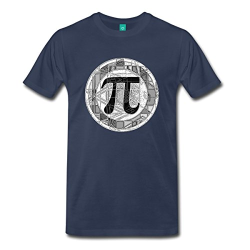 2017 fashion hot sell Pi Day Symbol Mens Premium T-Shirt 100% cotton O-Neck T Shirt male Casual short tops tee