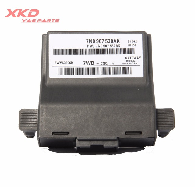 US $26 59 |Can Bus Gateway For VW Jetta Golf Touran RNS315 RNS510 RCD510  7N0 907 530 AK 1K0 907 530 S-in Cruise Control Units from Automobiles &