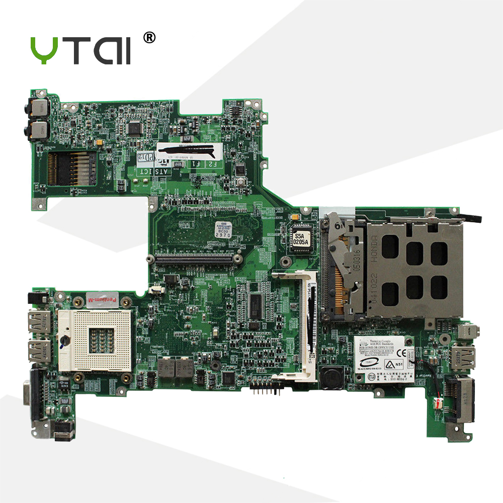 YTAI for For Asus S5A laptop motherboard REV2.0 P/N:08-20IV0020I PGA479M SL87G chipset mainboard цена