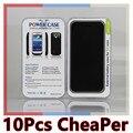 Maior capacidade de 2800 mah externo bateria power bank charger case capa para samsung galaxy s4 mini i9190 i9192 1 pcs novo